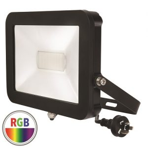 Brilliant Lighting STEALTH RGB LED Slimline Floodlight