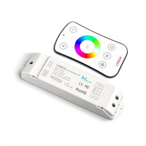 RGB LED Multi-Function Remote + Receiver HV9102-M3+M4-5A