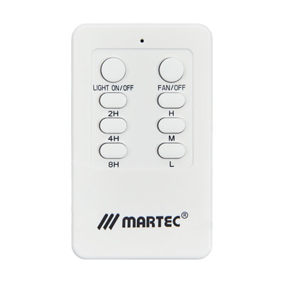 martec fan remote